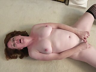 Charli Thirst is a weak-minded MILF who only wants to masturbate of you