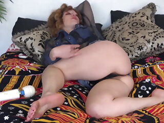 Horny soft hitachi tease