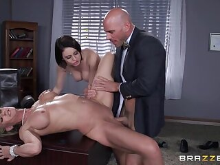 Caught With a Cock
