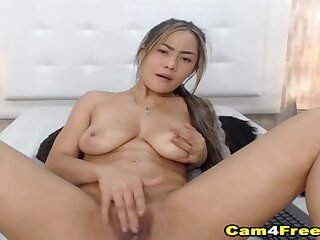 Sexy Colombian babe gets pussy pounded