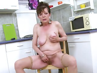 Dope compilation of matures playing with their pleasure holes vehicle b resources sex toys