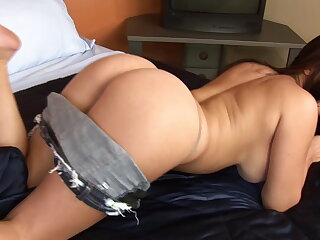 Mackenzee Pierce Gets White-haired Up for a Banging