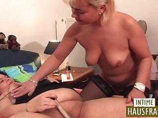 Lesbo Action With A Sbbws Bbw Girl