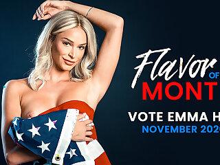November 2020 Flavor Of The Month Emma Hix - S1:E3 - Emma Hix - StepsiblingsCaught